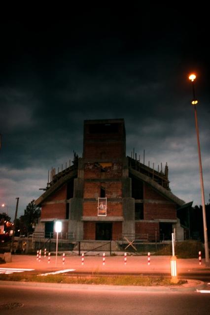 Budowa Kościoła św. Hieronima