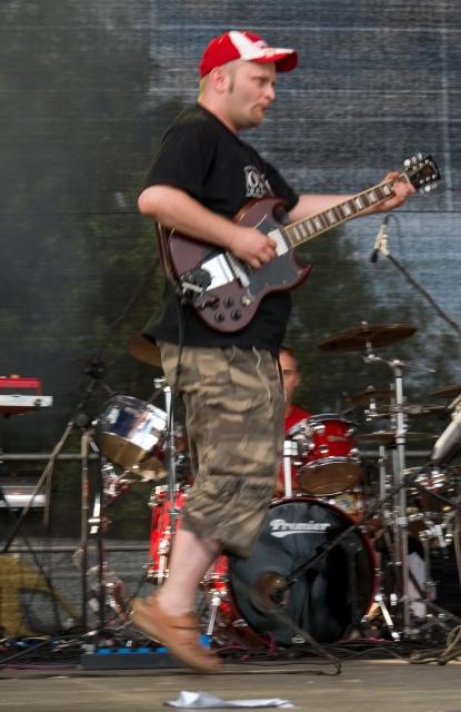 Koncert Maleo Reggae Roccers - Piknik Wesoła 2008