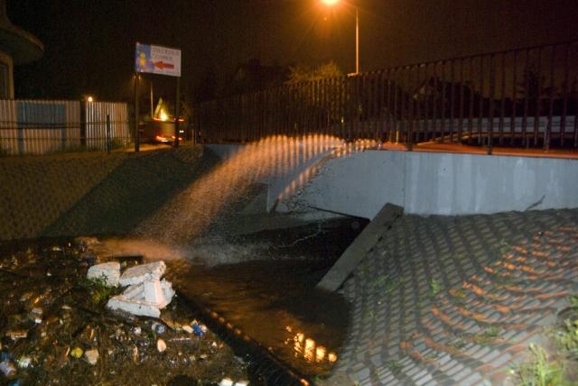 Wodospad Wawerski :)