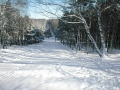 Górka narciarska - Stara Miłosna