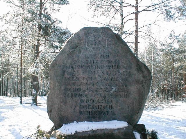Kamień Piłsudskiego (Kamień POW)
