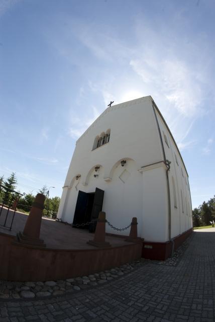 Kościół Opatrzności Bożej w Wesołej
