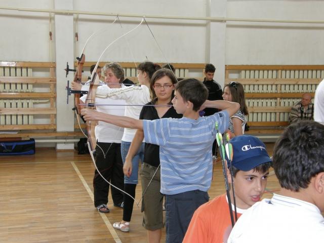 Zawody łucznicze Comenius 2009