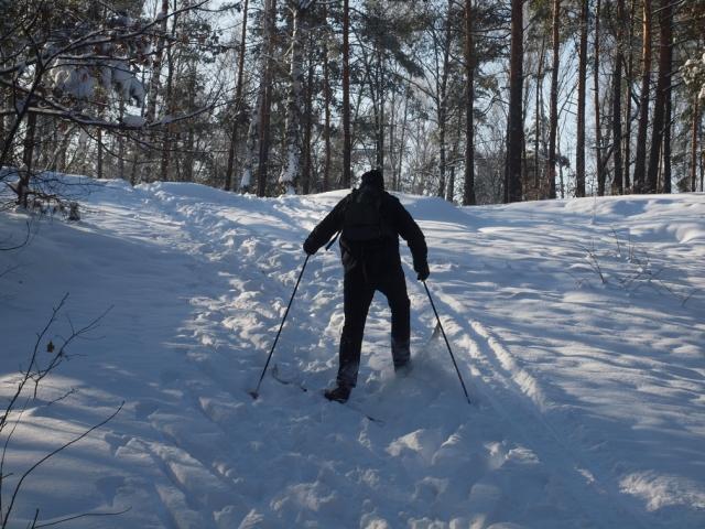 Na nartach po Wesołej