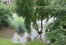 Powódź w Starej Miłosnej 2011