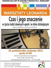 Warsztaty Leonarda -