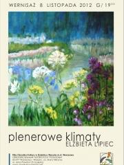 Plenerowe klimaty - wernisaż malarstwa