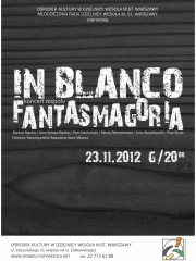 """In blanco"" - koncert zespołu Fantasmagoria"