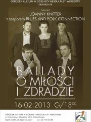 """Koncert """"Ballady o miłości i zdradzie"""""""