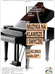 Koncert Muzyka na klawisze i smyczki