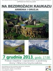 Na bezdrożach Kaukazu