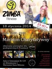 Tańczymy dla Hippolandu - Charytatywny Maraton Zumby
