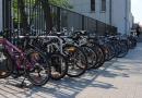 Uczniowie SP 353 rowerami przez maj