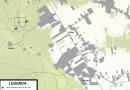 Mapa Odcinek Pohulanka-Góraszka