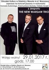 The New Warsaw Trio – koncert jazzowy