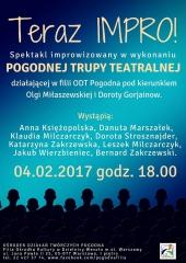 Teraz IMPRO! - Spektakl improwizowany