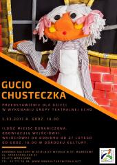 Gucio Chusteczka - przedstawienie dla dzieci