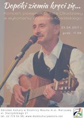 Koncert piosenek Bułata Okudżawy