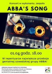 Koncert zespołu Abba's Song