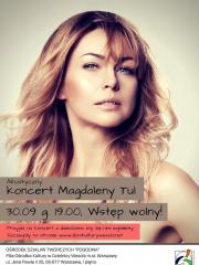 Koncert Magdaleny Tul