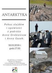 Antarktyka - pokaz slajdów