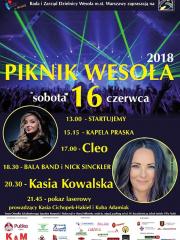Piknik Wesoła 2018