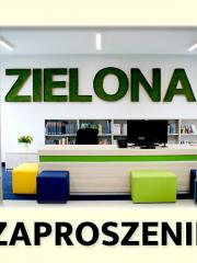 Otwarcie Biblioteki w Zielonej