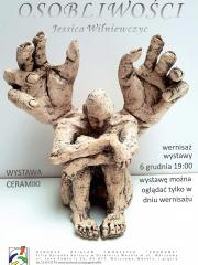 """""""Osobliwości"""" - wernisaż wystawy ceramiki Jessici Wilniewczyc"""