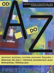 Od A do Z - wernisaż wystawy