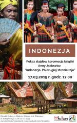 Pokaz slajdów z wyprawy do Indonezji Anny Jaklewicz