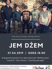 Koncert zespołu Jem Dżem