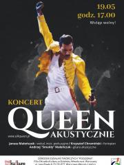 """""""Queen akustycznie"""" w wykonaniu SilkQueenTrio"""