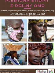 Dolina Omo - pokaz slajdów i opowieści z podróży do Etiopii