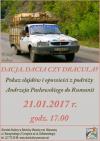 Dacja, Dacia czy Dracula? Pokaz slajdów i z podróży do Rumunii