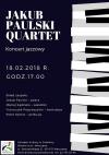 Jakub Paulski Quartet – koncert muzyki jazzowej