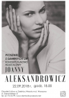 """""""Piosenki z dawnych lat"""" - koncert Joanny Aleksandrowicz"""
