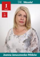Joanna Januszewska-Miśków