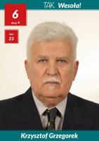 Krzysztof Grzegorek