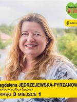 Magdalena Jędrzejewska-Pyrzanowska