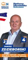 Janusz Zdzieborski
