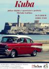 Pokaz slajdów i opowieści z podróży Michała Szulima na Kubę